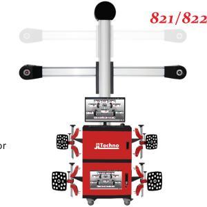 Ultra3D 82x 3D Wheel Aligner