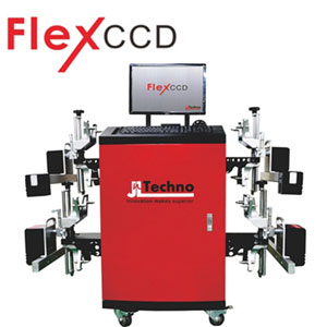 FlexCCD Wheel Aligner